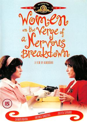 Women on the Verge of a Nervous Breakdown Online DVD Rental
