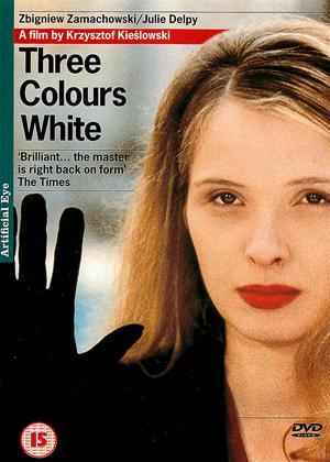 Three Colours: White Online DVD Rental