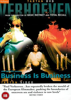 Business Is Business Online DVD Rental