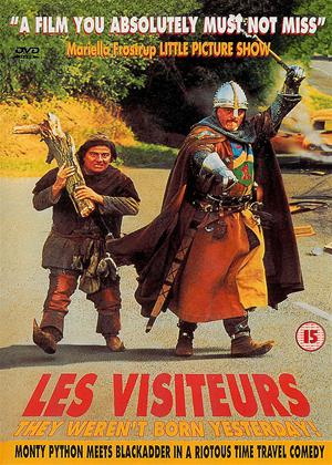 Rent Les Visiteurs Online DVD Rental