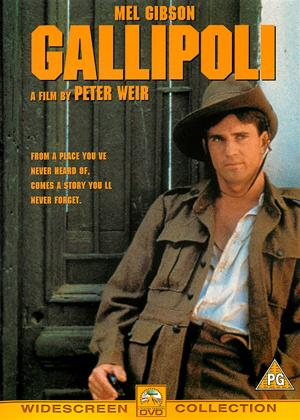 Gallipoli Online DVD Rental