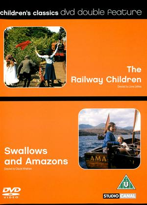 Rent Railway Children / The Swallows and Amazons Online DVD Rental