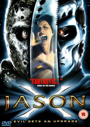 Rent Jason X Online DVD Rental