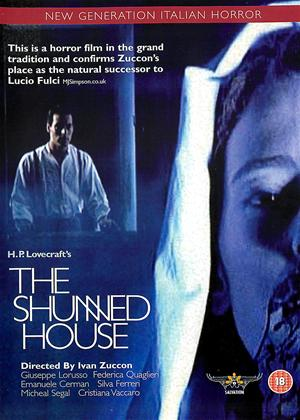 The Shunned House Online DVD Rental