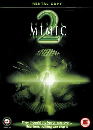 Rent Mimic 2 Online DVD Rental