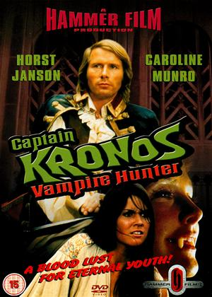 Captain Kronos: Vampire Hunter Online DVD Rental