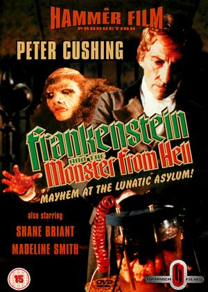 Frankenstein and the Monster from Hell Online DVD Rental