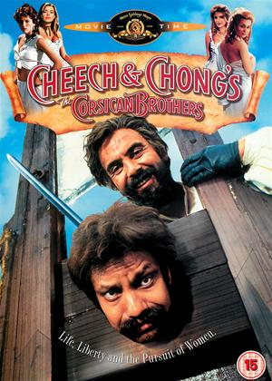 Cheech and Chong: The Corsican Brothers Online DVD Rental