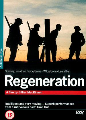Regeneration Online DVD Rental