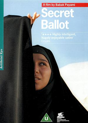 Rent Secret Ballot (aka Raye makhfi) Online DVD Rental