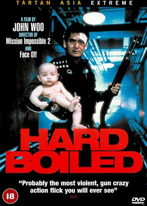 Rent Hard Boiled (aka Lat sau san taam) Online DVD Rental