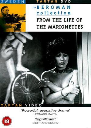 Rent From the Life of the Marionettes (aka Aus dem Leben der Marionetten) Online DVD Rental