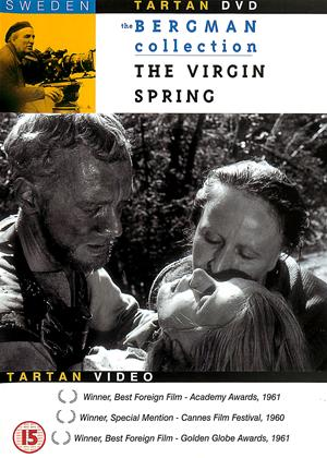 Rent The Virgin Spring (aka Jungfrukällan) Online DVD Rental