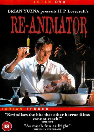 Re-Animator Online DVD Rental