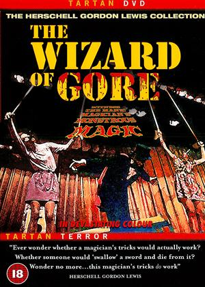 The Wizard of Gore Online DVD Rental