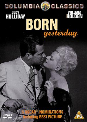 Rent Born Yesterday Online DVD Rental