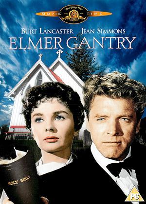 Elmer Gantry Online DVD Rental