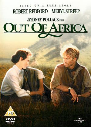 Out of Africa Online DVD Rental