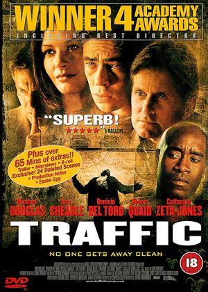 Rent Traffic Online DVD Rental