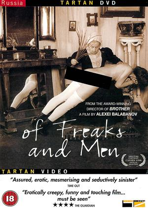 Of Freaks and Men Online DVD Rental