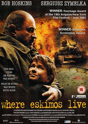 Where Eskimos Live Online DVD Rental