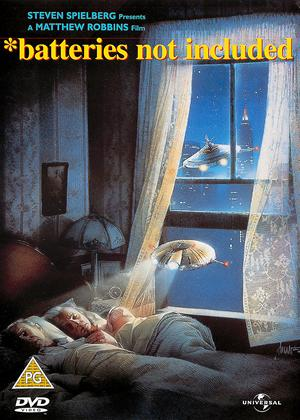 Batteries Not Included Online DVD Rental