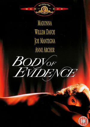 Rent Body of Evidence Online DVD Rental