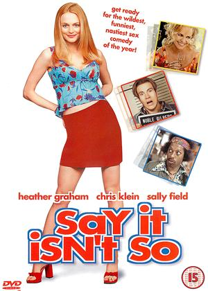 Rent Say It Isn't So Online DVD Rental