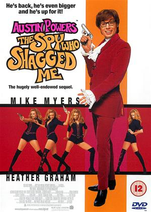 Austin Powers 2: The Spy Who Shagged Me Online DVD Rental