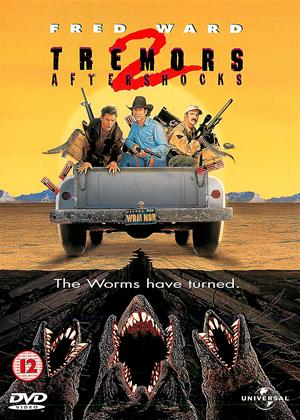 Rent Tremors 2 (aka Tremors 2: Aftershocks) Online DVD Rental