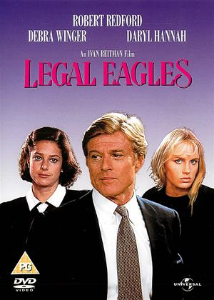 Legal Eagles Online DVD Rental