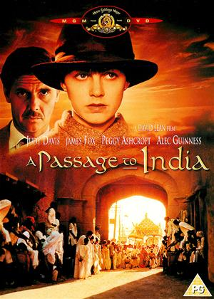 Rent A Passage to India Online DVD Rental