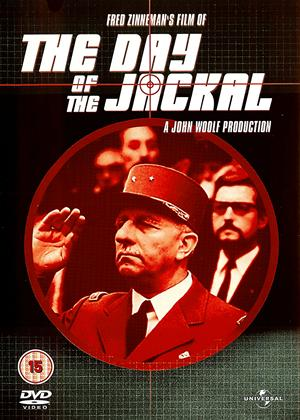 The Day of the Jackal Online DVD Rental