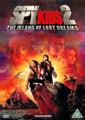 Rent Spy Kids 2: The Island of Lost Dreams Online DVD Rental