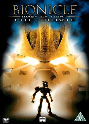 Rent Bionicle: Mask of Light Online DVD Rental