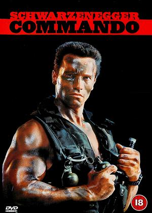 Commando Online DVD Rental