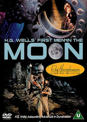 First Men in the Moon Online DVD Rental
