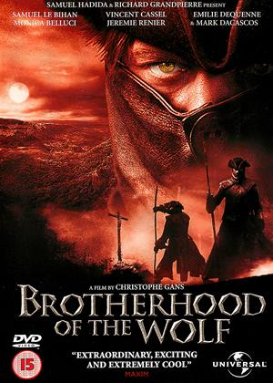 Rent Brotherhood of the Wolf (aka Le pacte des loups) Online DVD Rental
