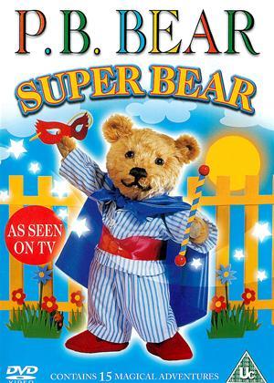 P.B. Bear: Superbear Online DVD Rental