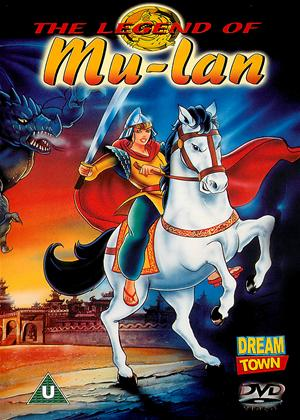 The Legend of Mu-lan Online DVD Rental