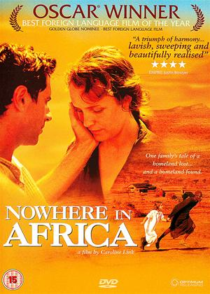 Nowhere in Africa Online DVD Rental