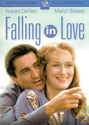 Falling in Love Online DVD Rental