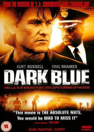Dark Blue Online DVD Rental