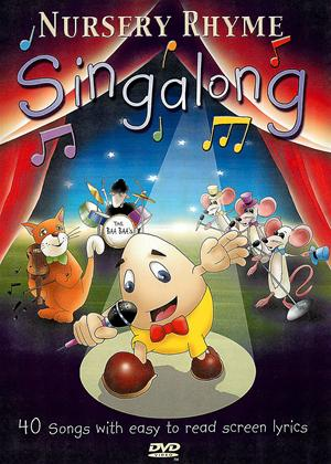 Rent Nursery Rhyme Singalong Online DVD Rental