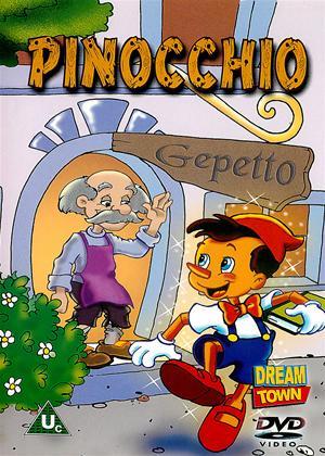 Pinocchio Online DVD Rental