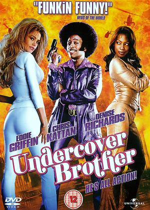 Undercover Brother Online DVD Rental