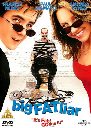 Big Fat Liar Online DVD Rental