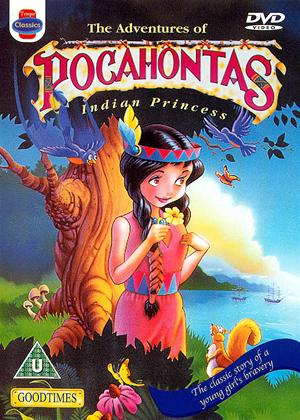 The Adventures Of Pocahontas, Indian Princess Online DVD Rental