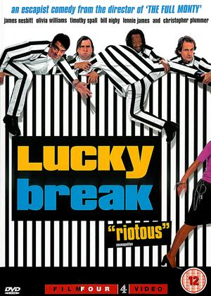 Rent Lucky Break Online DVD Rental