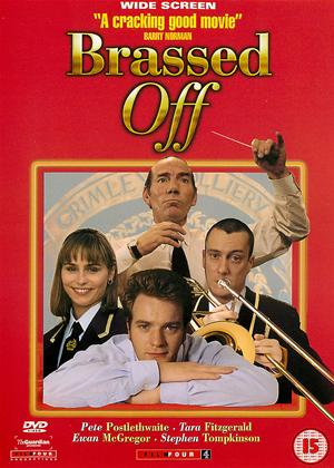 Brassed Off Online DVD Rental